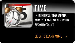 Learn more about Exgis Time tracking